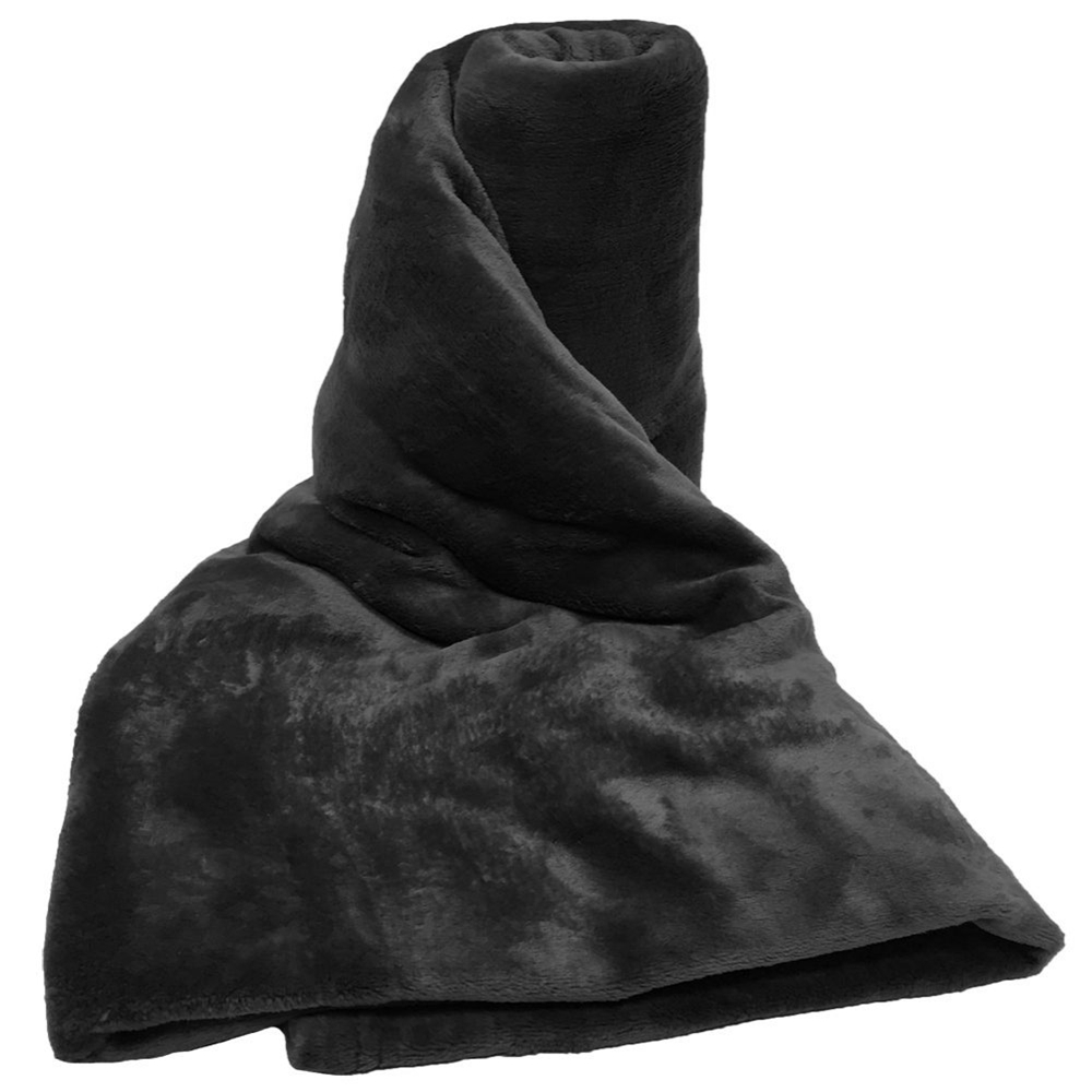 beddowell flannel coral fleece blanket solid black color mink  - beddowell flannel coral fleece blanket solid black color mink throw adultshawl plaid full queen size soft blankets on the bed in blankets from home
