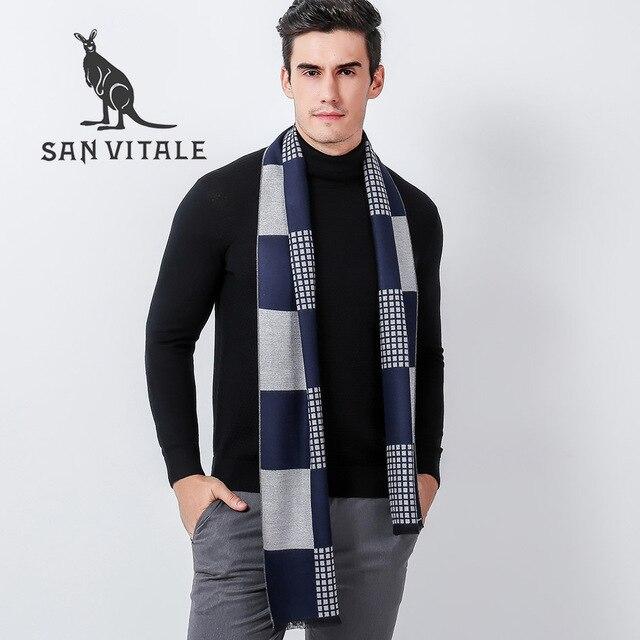 Bufandas hombres bufanda pashmina Cashmere ponchos y CAPES calidad superior  Accesorios para damas ropa caliente del 79b59f627cc