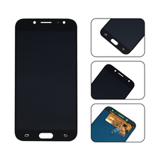 100% 5.5 AMOLED Display for SAMSUNG Galaxy J7 Pro J730 LCD For 2017 Touch Screen Digitizer J730F