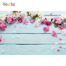 Yeele Seamless Wooden Board Texture Planks Lace Goods Show  Baby Photography Backgrounds Photographic Backdrops For Photo Studio