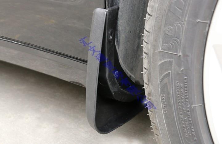 Mudguards Set Car Mud Flaps for Nissan Sentra Sylphy B17 Pulsar Sedan 2013-2018 Splash Guards Mud Flap Mudguards Fender 2014 2015 2016