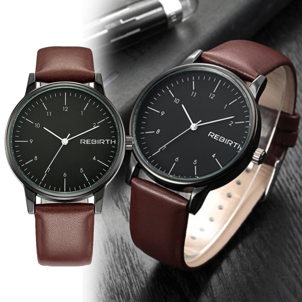 New Clock Watches Men Brand Fashion Watches Bracelets Leather Stainless Steel Analog Quartz Wrist Watch Relogio Simple Style claudia watches women men elegant clock fashion analog quartz watch pu leather unisex wrist dress watches relogio masculino