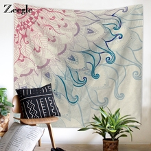 Zeegle Mandala Wall Tapestry Home Decor Yoga Beach Towel Picnic Throw Rug Blanket Camping Tent Travel Sleeping Pad