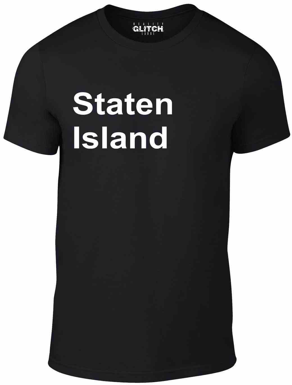 Футболка Статен-Айленда-забавная футболка непрактичная Jo sal jokers Q murr, удобная футболка Нью-Йорк, Повседневная футболка с короткими рукавами