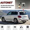 AUTONET Backup Rear View camera For Mercedes Benz X204 GLK350 2009 2010 2011 2012 2013 2014 Night Vision license plate camera