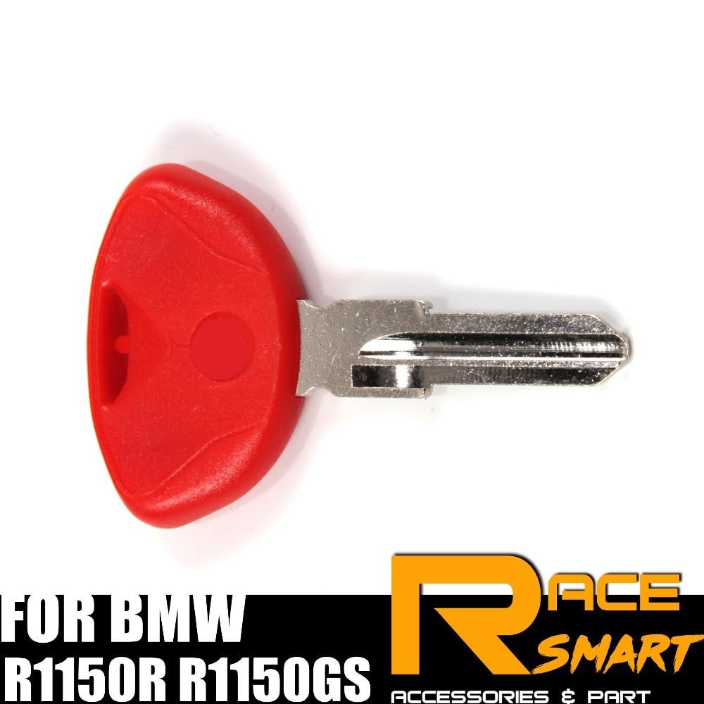Motorcycle Uncut Blank Key For BMW R1150RT R1200C R1200IND K1200LT K1200RS Blade Keys Rings R-1150RT R 1200C R-1200C