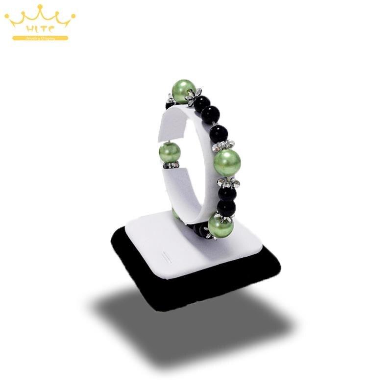 Ювелирные изделия дисплей вертикальный браслет часы воротник башня подставка для браслета ювелирные изделия Поставка Деревянные ювелирные изделия держатель 10 шт