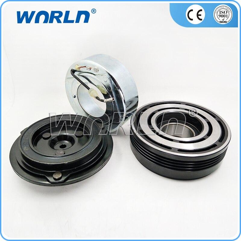 Romantic Auto Ac Compressor Clutch Cse717 4pk For Bmw X5 X Drive 35d L6 3.0l m62 m57 /4.4i 12v 64506917866 64526909628