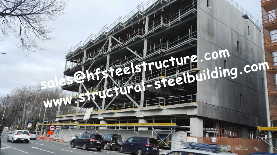 Chinese Construction Multi-Story Building Structural Design And Mixed-use Steel Building China Prefab Modular Architecture