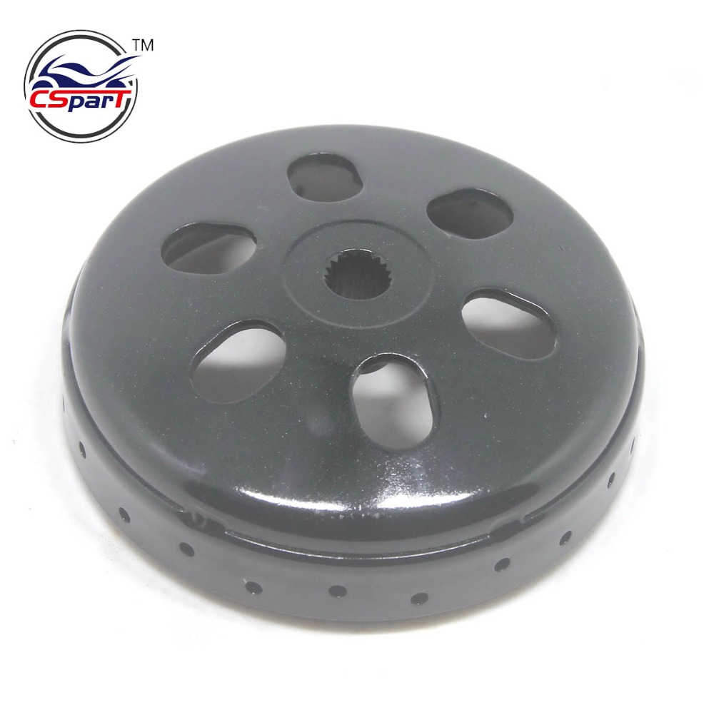 138MM 19T Performance Clutch Bell GY6 125CC 150CC 152QMI 157QMJ  Baotian Jonway Sunl Taotao Kazuma ATV Buggy Scooter Parts
