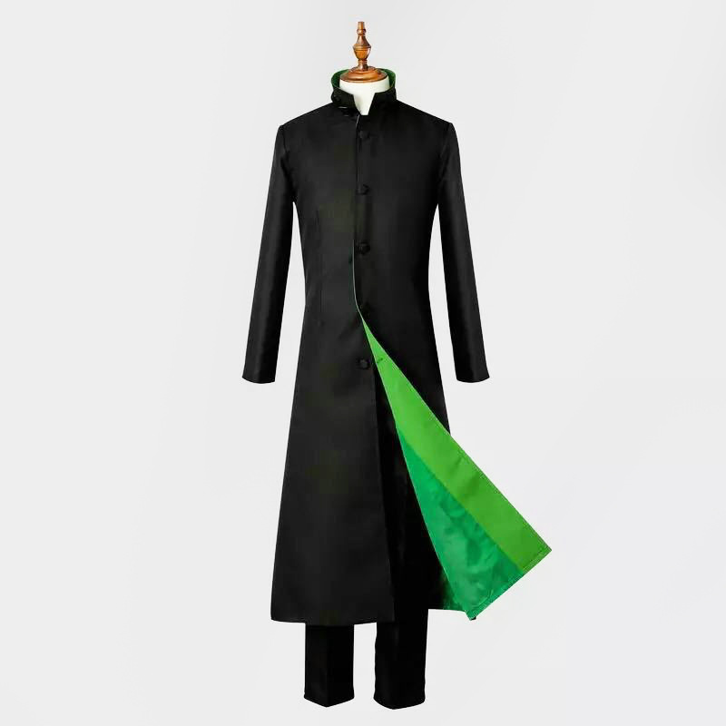 Darker than Black Kuro no Keiyakusha Hei Cosplay Costume Japanese Anime Halloween Carnival Party Costume Suit
