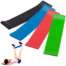 Elastic Resistance Bands Workout Rubber Loop For Fitness Gym Strength Yoga Body Training Bands Muscle Fitness Equipment Expander resistance bands fitness gum workout rubber loop latex yoga gym strength training band athletic fitness equipment bands expander