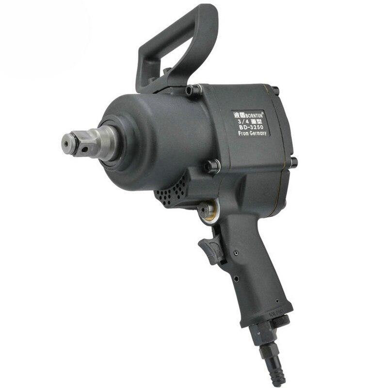 3/4 Double-hammer Pneumatic Air Impact Wrench Industrial Two-hammer 19mm Car Repairings Maintenance Tyre Repair Pneumatic Tools hammer acd141b