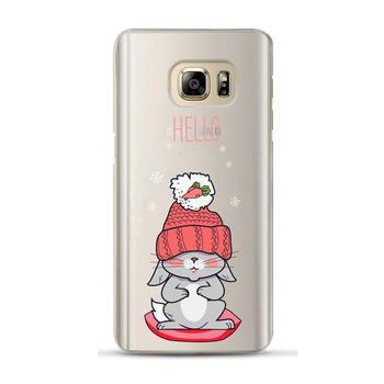 Galaxy S7 S7 edge Cover Soft TPU High Quality Unique Design
