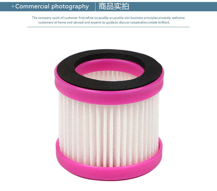 Staubsauger Hepa-Filter Welpen D-607/D-602/D-602A Milben Entferner Maschine Zubehör Kostenlos, Wenn mit Anderen Waren In die Shop