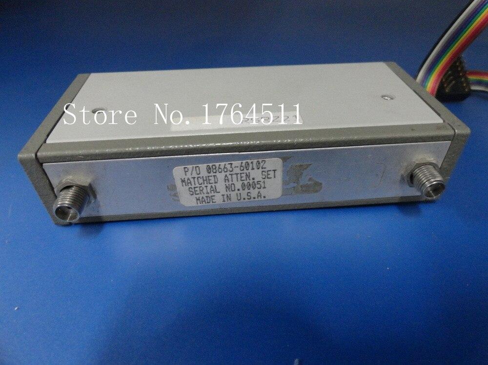 [BELLA] The Supply Of Original 08663-60102 Programmable Step Attenuator