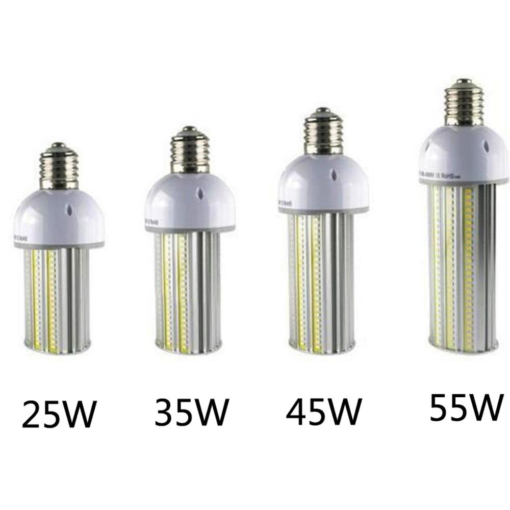 Gratis verzending 25w 35w 45w 55W E27 / E40 LED-straatverlichting led - Buitenverlichting