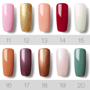 Image 3 - ROSALIND 58PCS/LOT Pure Color Nail Gel Fast Delivery Can Be Soak Off Healthy and Eco friendly UV LED Gel Nail Gel Polish