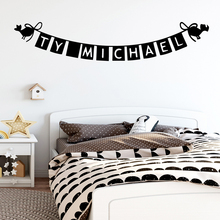Creative Letters Vinyl Wall Sticker Home Decor Stikers Removable Wall Sticker Home Decoration Accessories