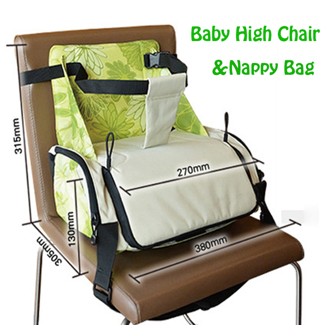 Baby Dining High Chair Children Heighten Stroller Nappy Diaper Bag Toys Collector Messager Ladies Bag bolsa  sc 1 st  AliExpress.com & Baby Dining High Chair Children Heighten Stroller Nappy Diaper Bag ...