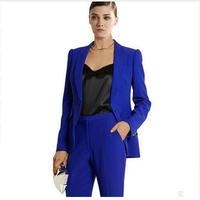 Деловые брюки костюмы для Для женщин костюмы для вечеринки Офис Единые конструкции Для женщин офисный костюм для дам женская форма Высокое