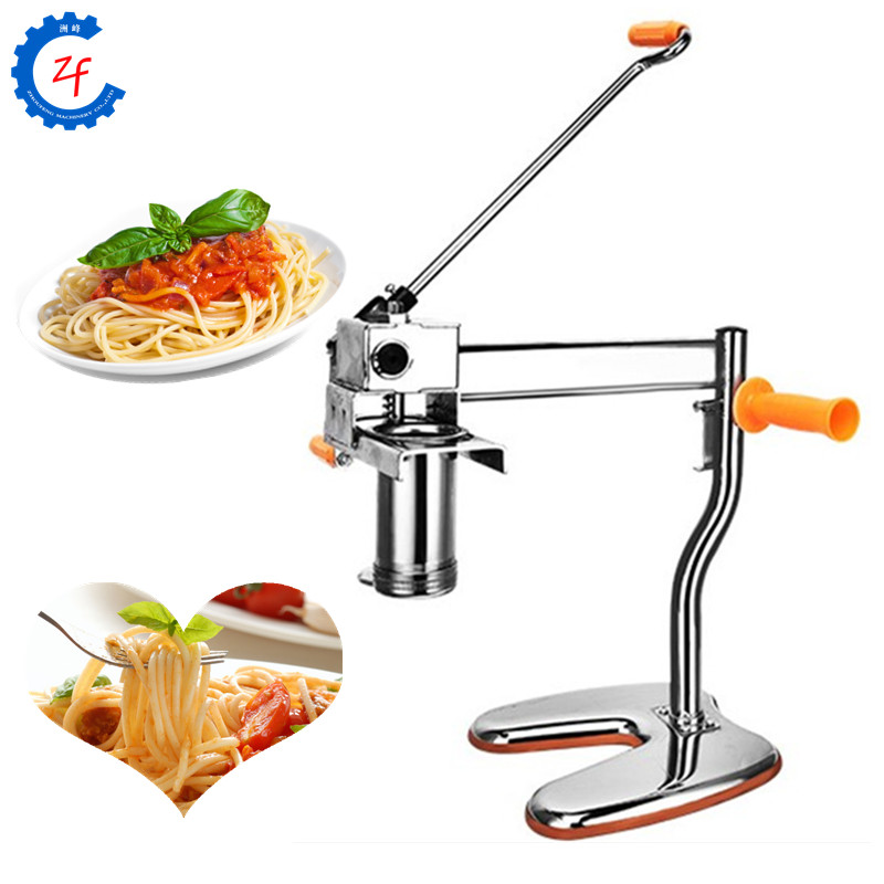 Hot sale manual pasta noodles pressing making machineHot sale manual pasta noodles pressing making machine