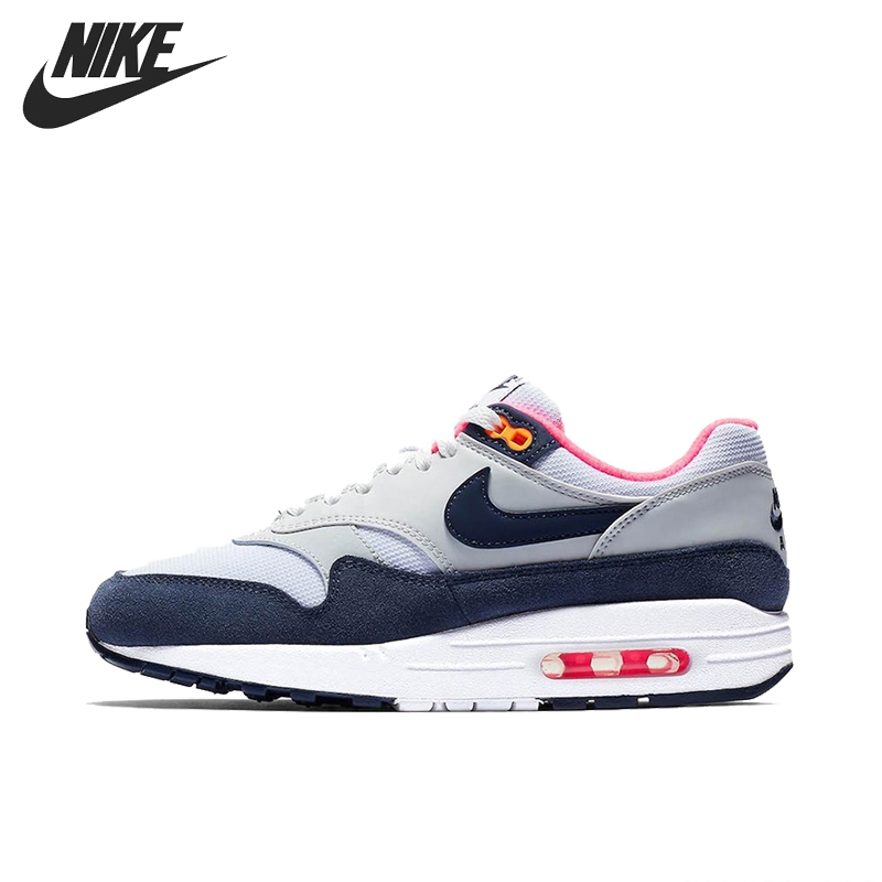 Original New Arrival 2019 NIKE WMNS AIR MAX 1 Women's  Running Shoes Sneakers