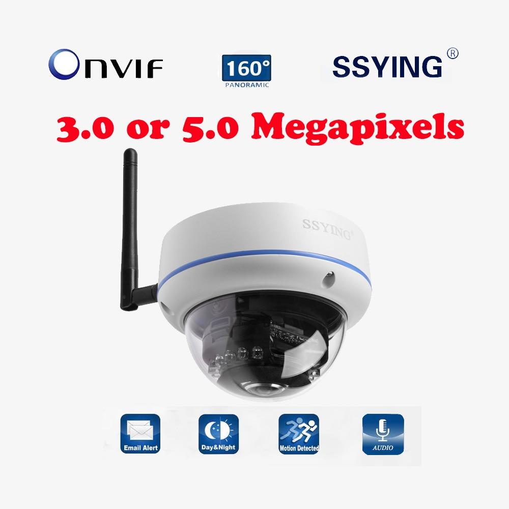 HD IP WIFI panoramic camera 360 degree indoor camera Onvif  Audio WIFI 3.0 Megapixels Camera экшн камера 360fly panoramic hd 360flyblk