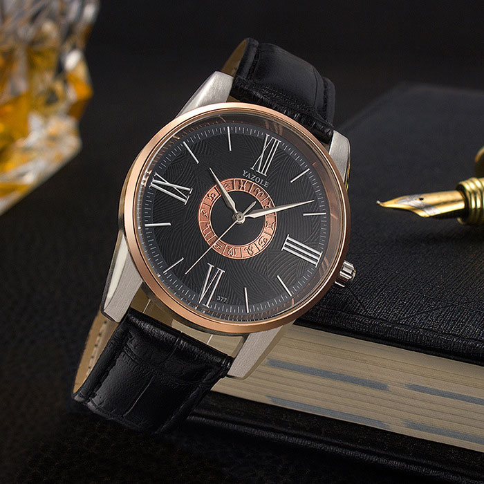 2017 Top Brand Luxury Wristwatch Men Watches Business Casual Male Clock Fashion Quartz Watch For Men