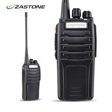 Strong Penetration! Zastone ZT-A9 10W Long Range Two Way Radios UHF Handheld Radio Walkie Talkie Rechargeable Portable Ham Radio