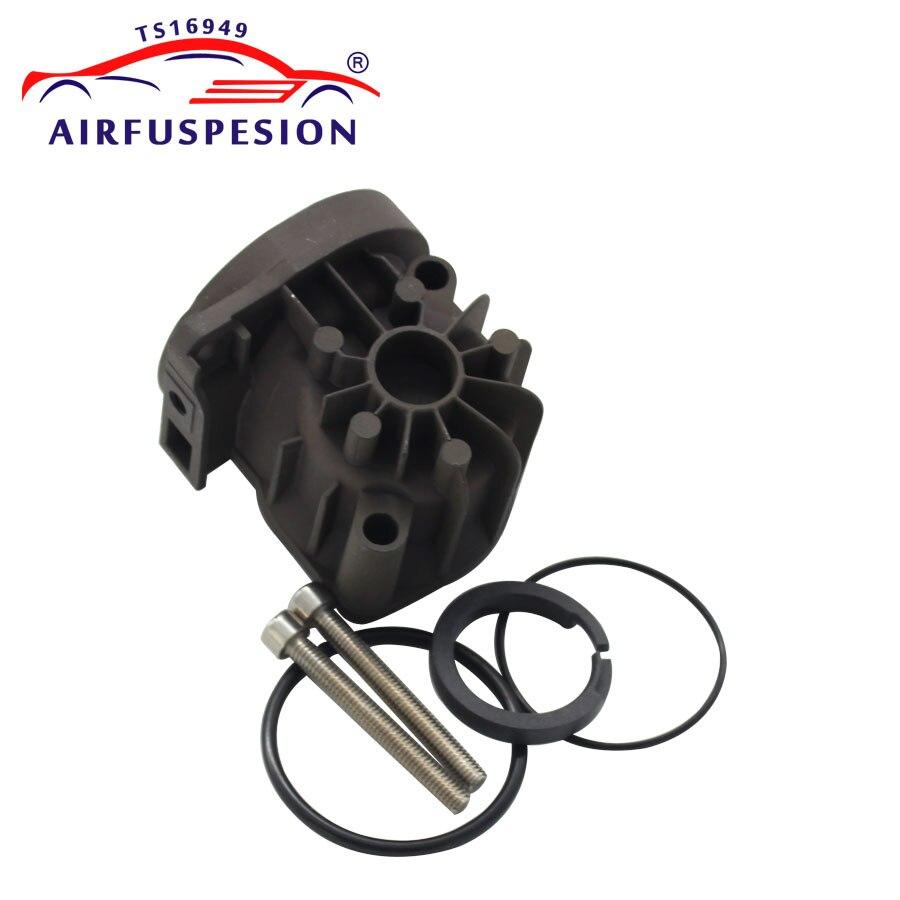 Compressor de Suspensão A ar Bomba de Pistão Do Cilindro Anel O-rings Parafusos Para XJ8 XJ6 Audi A6 C5 A8 D3 W220 W211 4Z7616007 2203200104