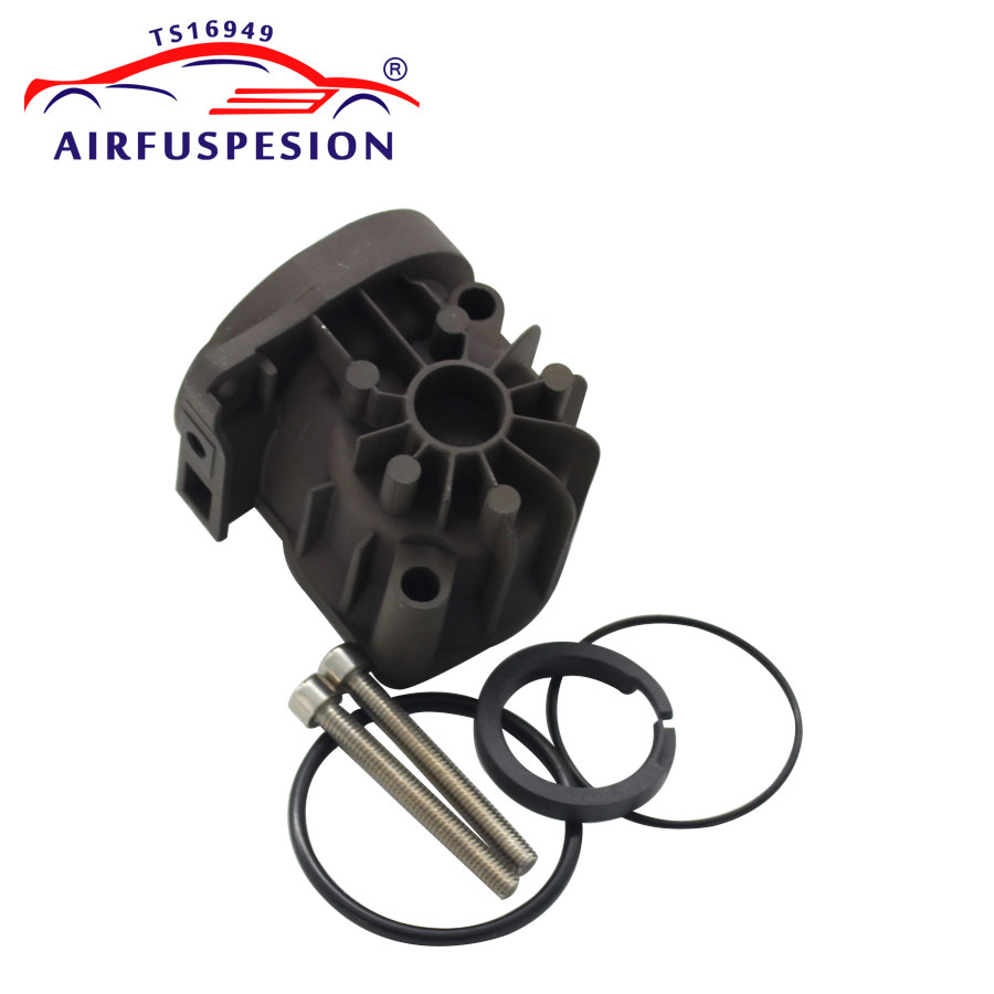 Suspension pneumatique Compresseur Pompe Cylindre Piston Ring O Anneaux Vis Pour XJ8 XJ6 Audi A6 C5 A8 D3 W220 W211 4Z7616007 2203200104