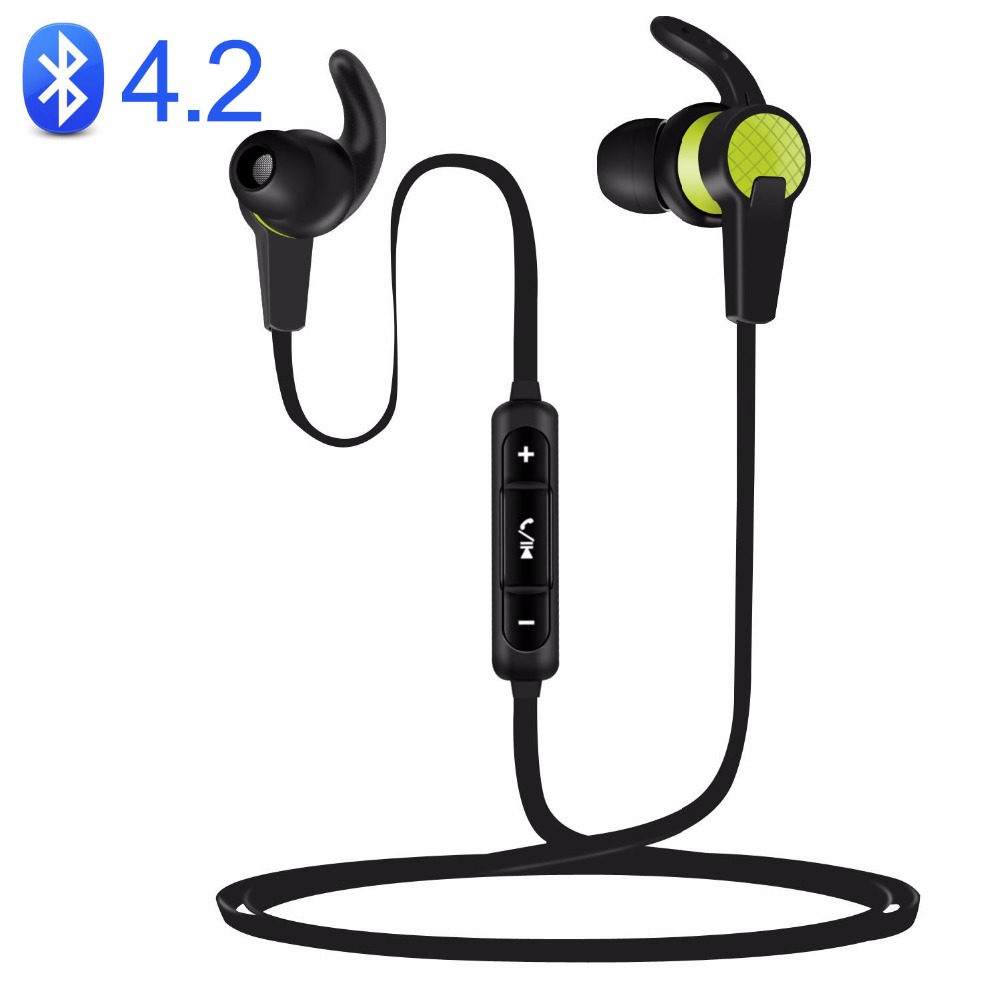PTM Earphone Sport Headphone Bluetooth Headset Wireless Earbuds With Microphone for Earpods Airpods rez bm9 bluetooth 4 2 earphone wireless headphone with microphone headset sport earbuds for iphone earpods airpods
