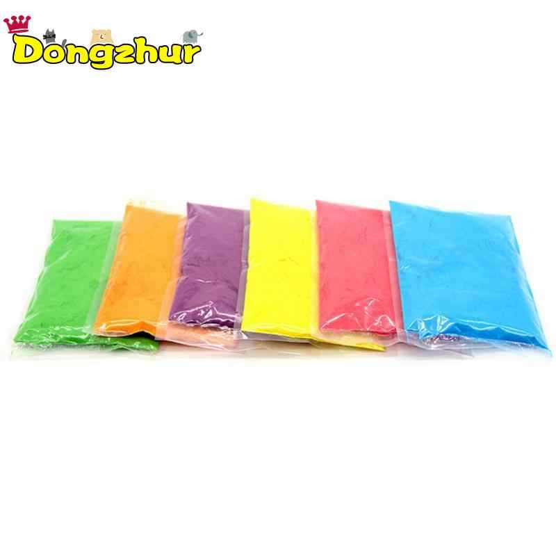 Random Color New 100g/bag Colored Powder for Holi Party Novelty Festival Toy Rainbow Running Powder QXW0871