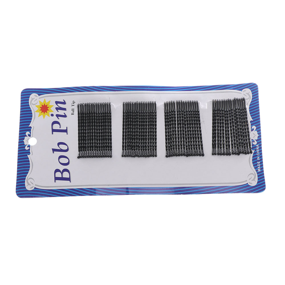 60 Pcs/set Hair Clips Bobby Hair Pins Invisible Curly Wavy Grips Salon Barrette Hairpins Sales and hot deals selective professional curly hair set