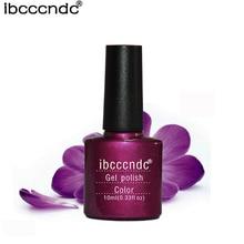 10ML Shimmer Nail Gel Polish 79 Color Manicure Gel Lacquer Kit Gel Nail Varnishes UV LED Lamp Soak Off Gelpolish Nail Art Design