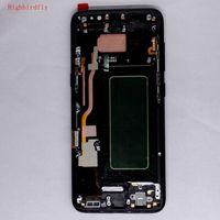 Highbirdfly For Samsung Galaxy S8 G950 G950F G950U G950Y Lcd Screen Display+Touch Glass Digitizer with Frame Full Set