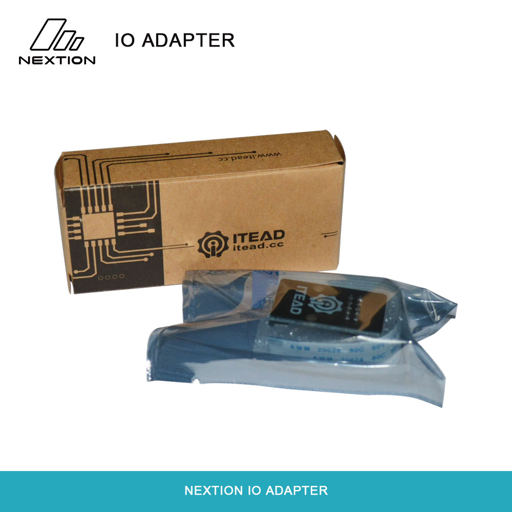 Nextion GOIP Pins Cable Specially For Nextion Enhanced HMI Display Touch Screen Module Series IO Adapter