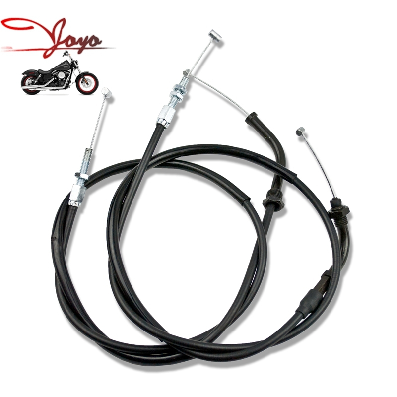 Brand New Motorcycle Throttle Cable For CB400 1992 1998 CB