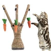 Pet Chat Jouets Interactive Arbre Tour Étagères Escalade Cadre Griffoir Pet Jouet Fournitures