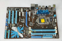 ASUS Original Motherboard P7H55 Boards LGA 1156 DDR3 For I3 I5 I7 Cpu 16GB Mainboard H55