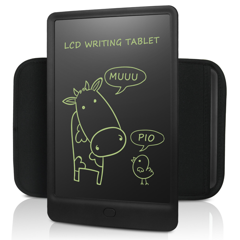 Computer & Office Smart Newyes 10 Lcd Writing Tablet Ultra-thin Board Drawing Toy Digital Drawing Tablet Toy Thick Handwriting Pads Portable Board