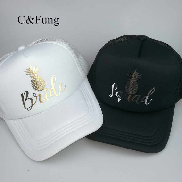adc9b374f29 Detail Feedback Questions about C Fung Pineapple BRIDE hats ...