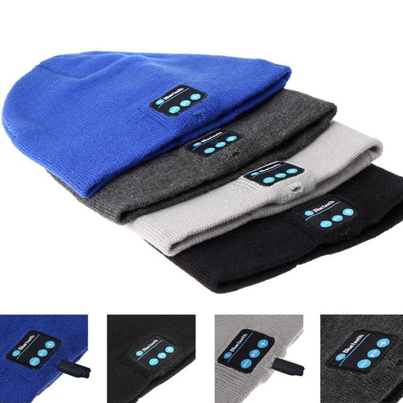 Men Women Sport Wireless Bluetooth Stereo Magic Music Hat Smart Cap Wireless Bluetooth Earphone Hat for SmartPhone beanies bluetooth headphones hat for phones women men outdoor sport bluetooth stereo music without wire hat