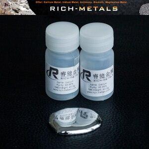 40 г 99.99% чистый Галлий, металл