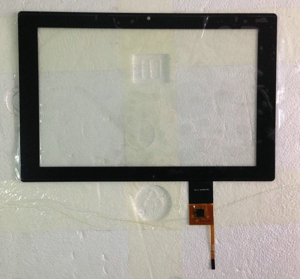 Original New 10.1 inch Tablet AD-C-100409-FPC touch screen Touch panel Digitizer Glass Sensor replacement Free Shipping black capacitive touch screen digitizer glass 9 7 inch tablet touch panel replacement ad c 971242 fpc free shipping