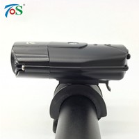 USB Rechargeable Bike Front Light Bicycle Accessories CREE High Power Head Flashlight Cycling Bicycle LED