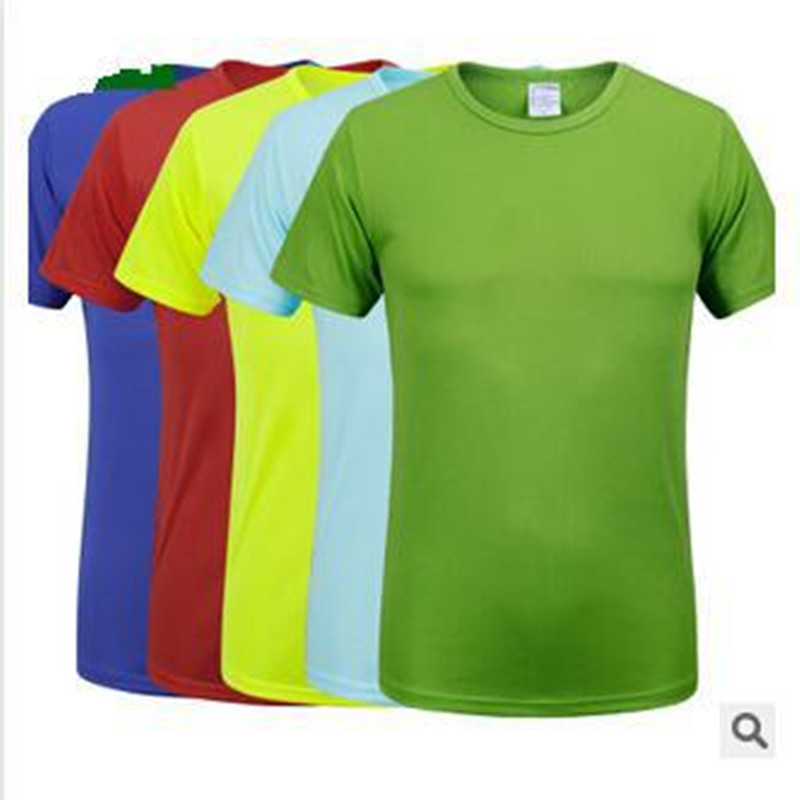 2020  Summer T-shirts For Men And Women With Quick-drying T-shirt Lovers T-shirts Male Quick Drying Free Shipping