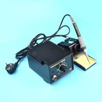 220V 75w 936 SMD Tweezers Soldering Station Iron ESD Anti Static Adjustable Temperature Control Thermostat
