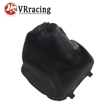 VR RACING – Gear Shift Lever Gaiterstick Gaiter Boot Cover For Ford Transit Van MK7 2006-2013 Car Gear Shift Collars VR-SBC14